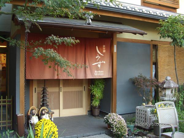 Hotel Ryokan Shimizu Kyoto Station Area