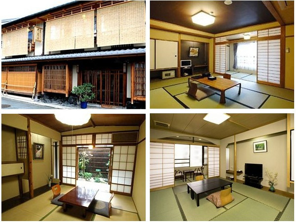 Mid Price Ryokan in Kyoto