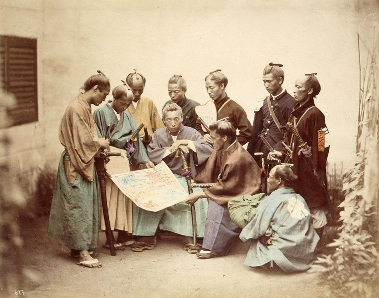19th century samurai