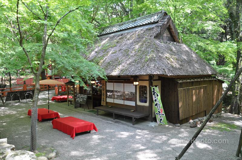 Mizutani-chaya, Nara