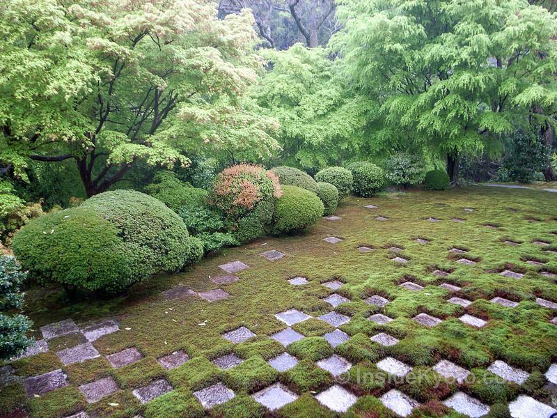 Tofuku-ji temple garden