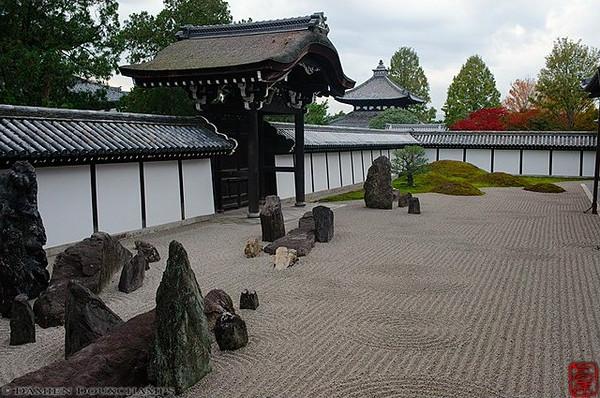 Tofuku-ji Temple, Kyoto : copyright Damien Douxchamps