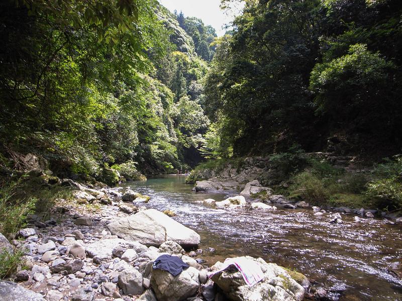 Kiyotaki-Gawa - Kyoto Hikes