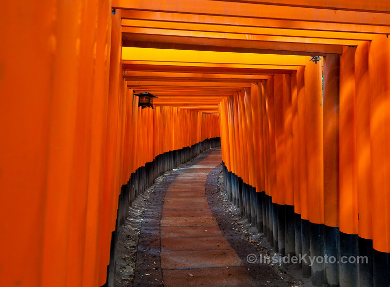 Torii Gates, Fushimi-Inari-Taisha Shrine