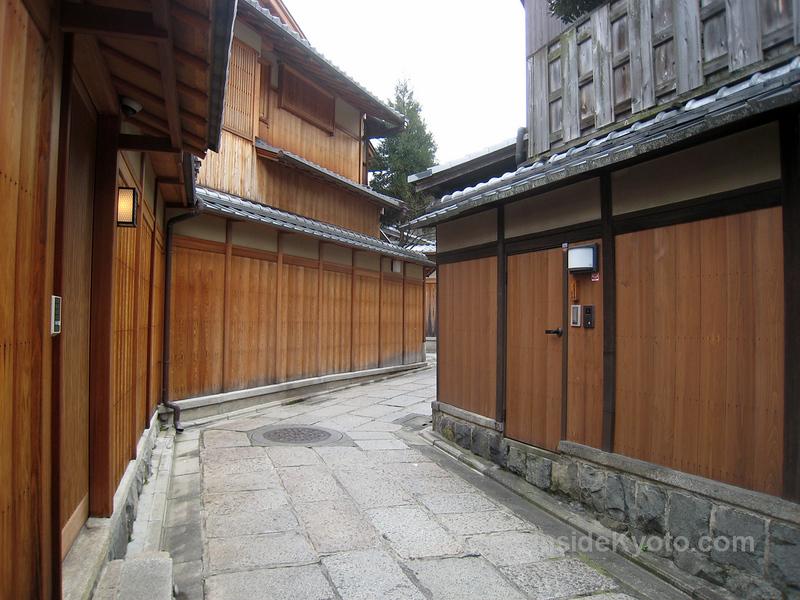 Lane in Southern Higashiyama