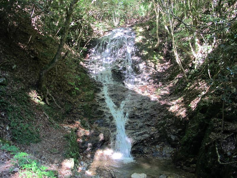 The Otonashi Falls