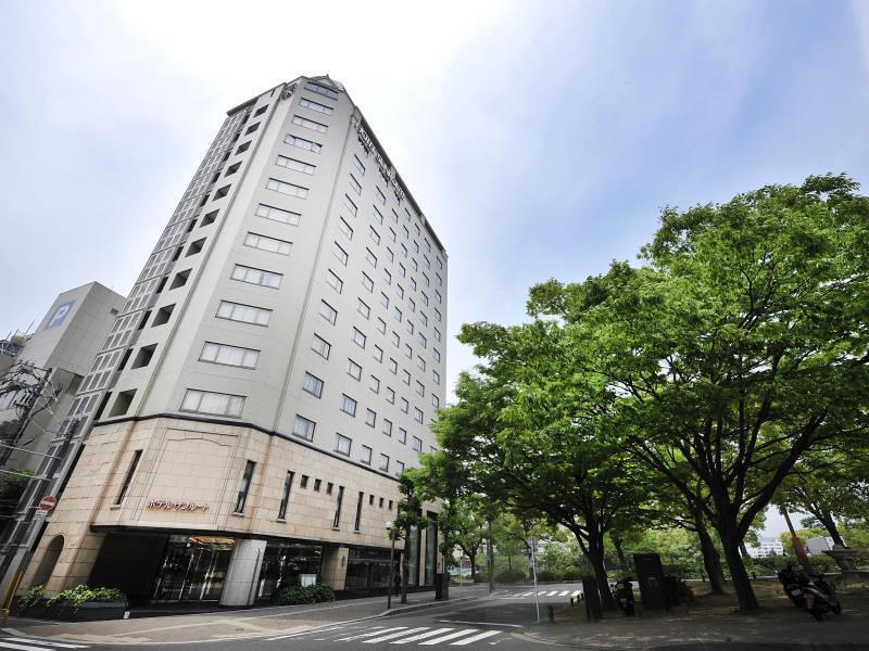 Hotel Sunroute Hiroshima, Hiroshima and Miyajima