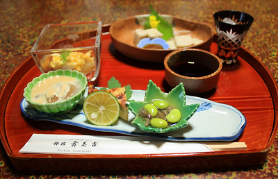 Best Places To Eat In Takayama, image copyright Andrea Schaffer