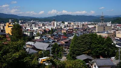 Best Takayama Hotels, image copyright  eugene_o