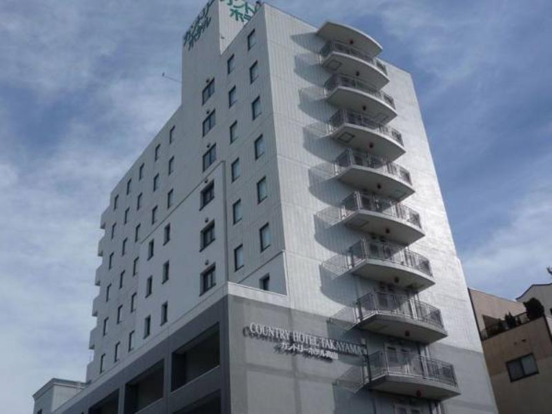 Country Hotel, Takayama