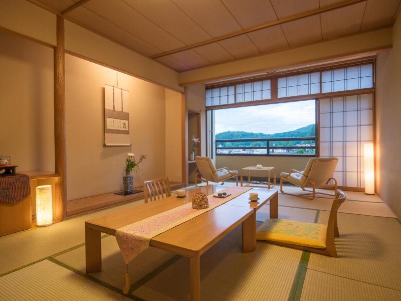 Honjin Hiranoya Bekkan Annex, Takayama