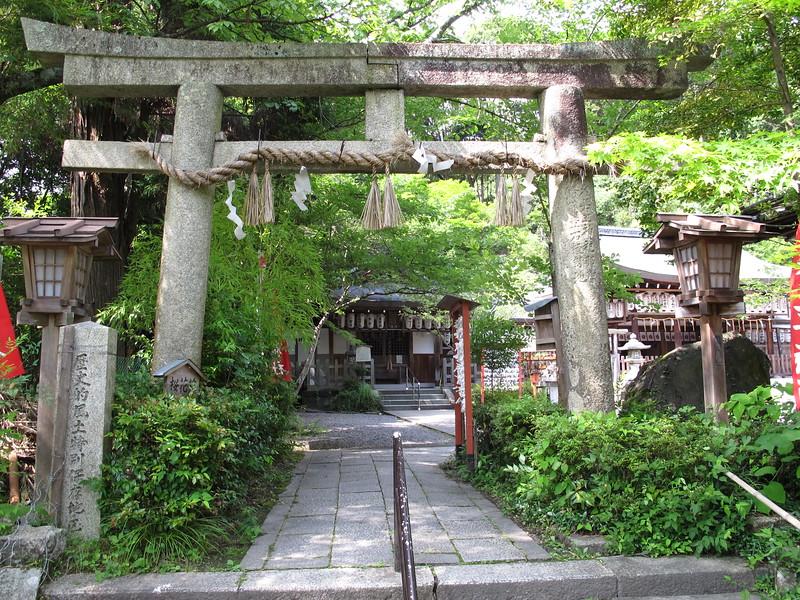 Nyakuoji-jinja Shrine