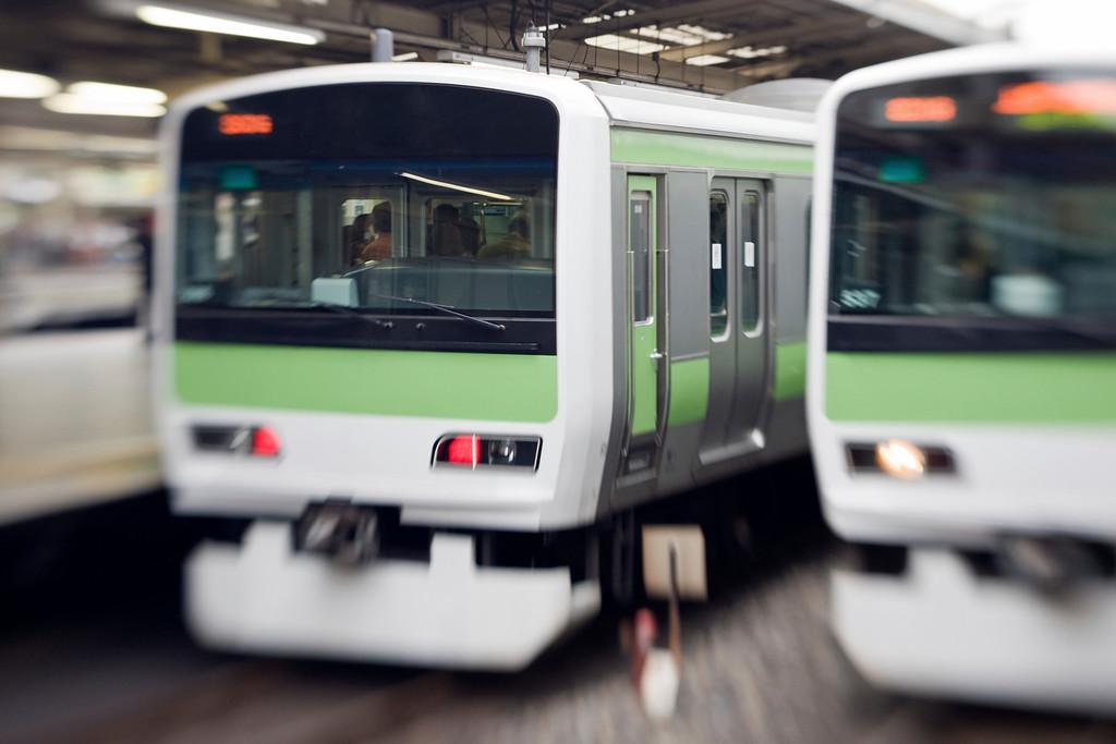 JR Yamanote Line, Tokyo